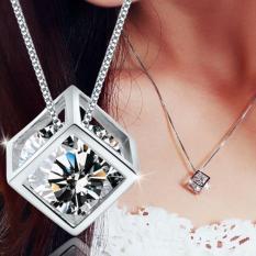 Dây Chuyền Bạc Đính Đá Sodoha jewelry 925