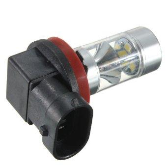 Đèn Đi Sương Trắng H8 H11 60W 12SMD Samsung 2835 LED - Quốc Tế
