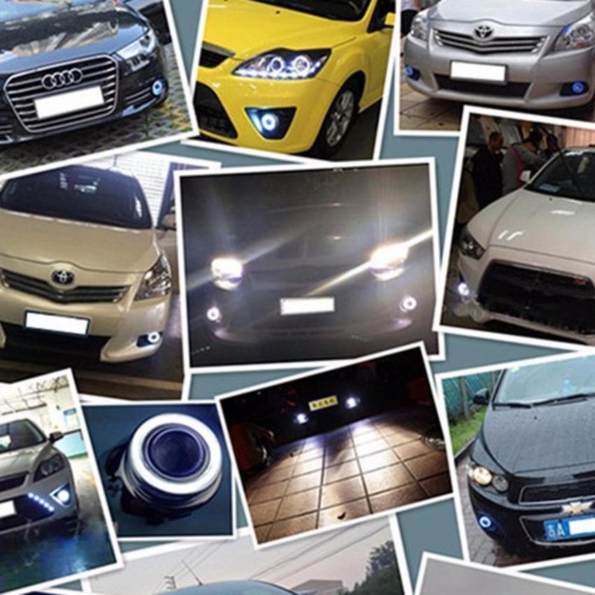 Hình ảnh Đèn LED Bi Lồi Độ Gầm Xe Ô Tô (Phiên bản giới hạn 2017)