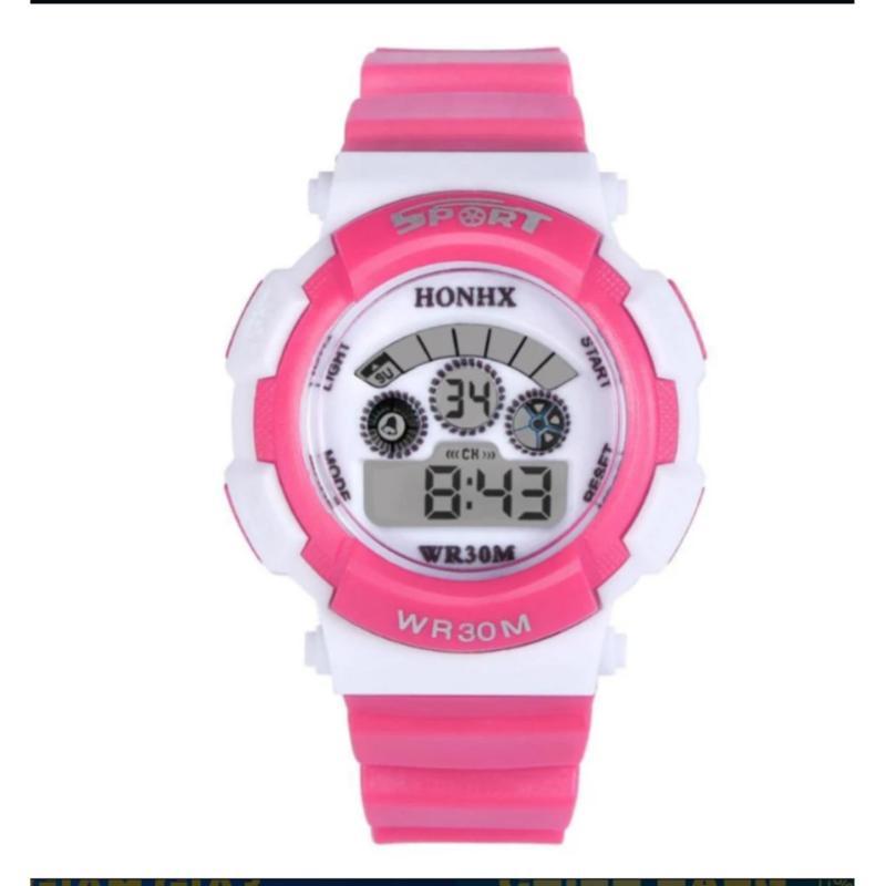 Đồng hồ bé gái cá tính T783 (Hồng) bán chạy