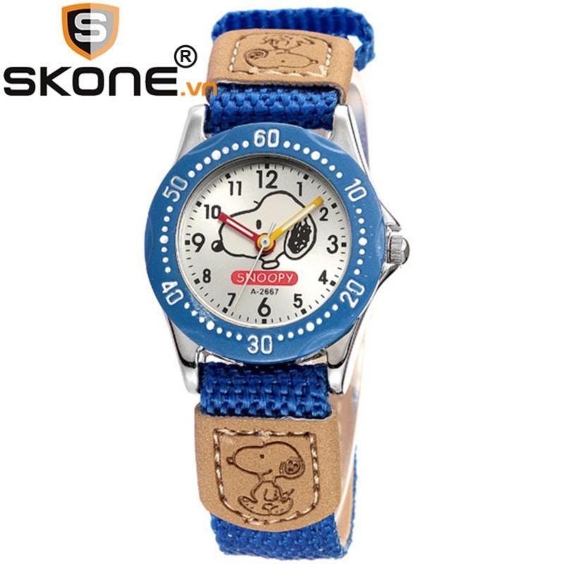 Đồng hồ bé gái SKONE - dây dù 2667-2-H bán chạy