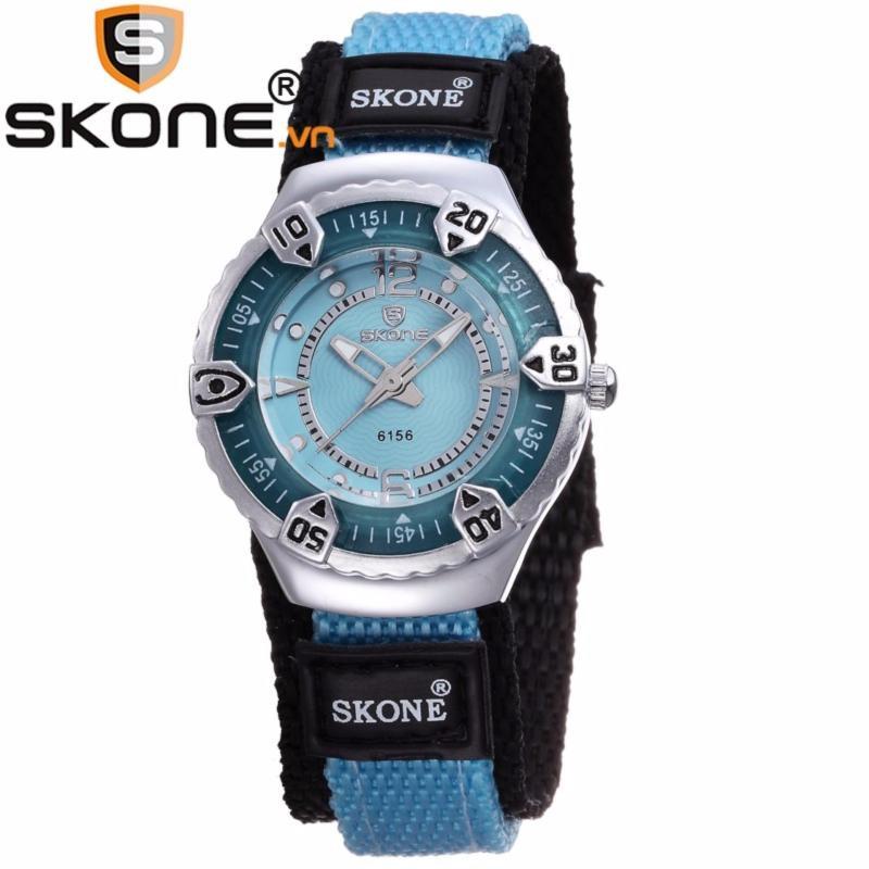 Đồng hồ bé gái SKONE - dây dù 6156-lady-5 bán chạy