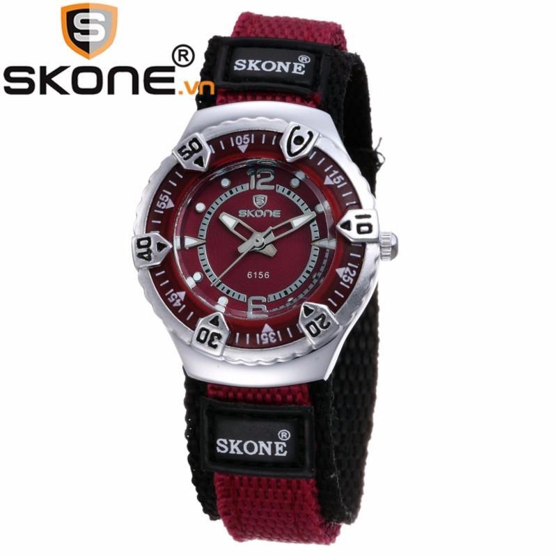 Đồng hồ bé gái SKONE - dây dù 6156-lady-6 bán chạy