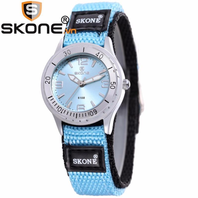 Đồng hồ bé gái SKONE - dây dù 6158-girl bán chạy