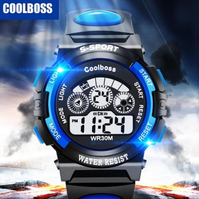 Đồng hồ bé trai S-Sport Coolboss (Xanh dương) bán chạy