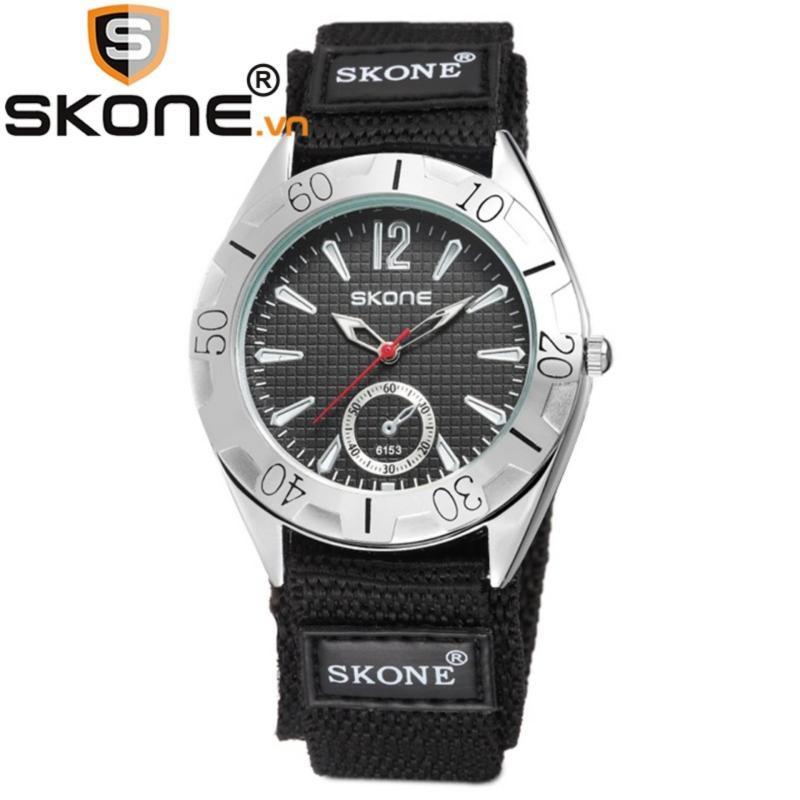 Đồng hồ bé trai SKONE - dây dù 6153-man-1 bán chạy
