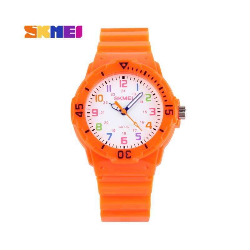 Đồng hồ Bé trai/gái Skmei dây nhựa cao cấp SK110 bán chạy