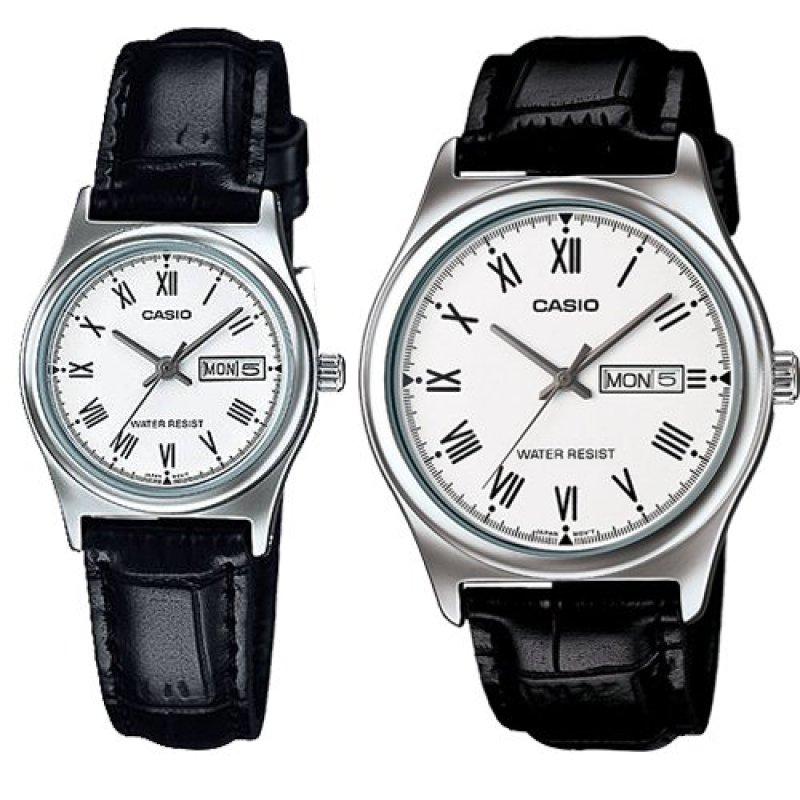 Nơi bán Đồng hồ cặp dây da Casio MTP-V006L-7BUDF-LTP-V006L-7BUDF