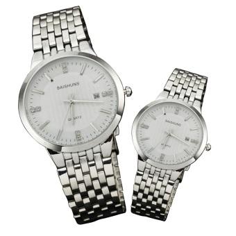Đồng hồ cặp dây kim loại doi.bshun3.tr