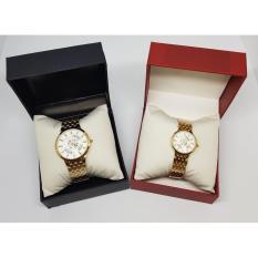 Đồng hồ cặp đôi Baishuns 6057 giá rẻ Chống nước chịu lực chống trầy xước