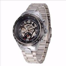 Đồng hồ cơ Automatic Winner đính đá