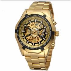 Đồng hồ cơ lộ máy tự động Forsining (Vàng)
