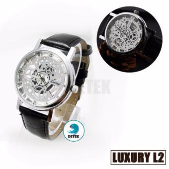 Giá KM Đồng hồ dây da thời trang Luxury L2