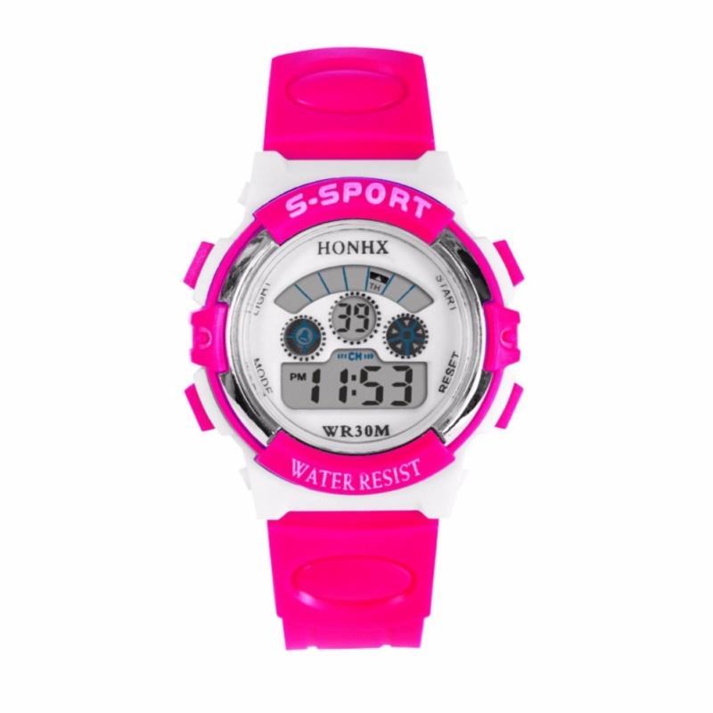 Đồng hồ đeo tay cho bé gái MD782 ( hồng ) bán chạy