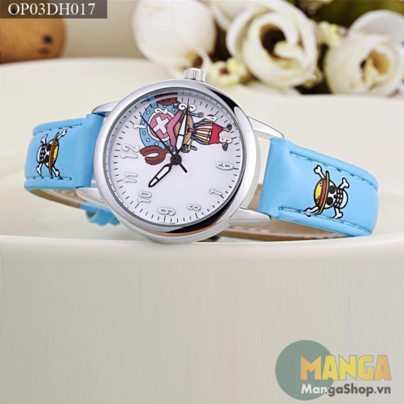 Nơi bán Đồng hồ đeo tay Chopper - One Piece - 017