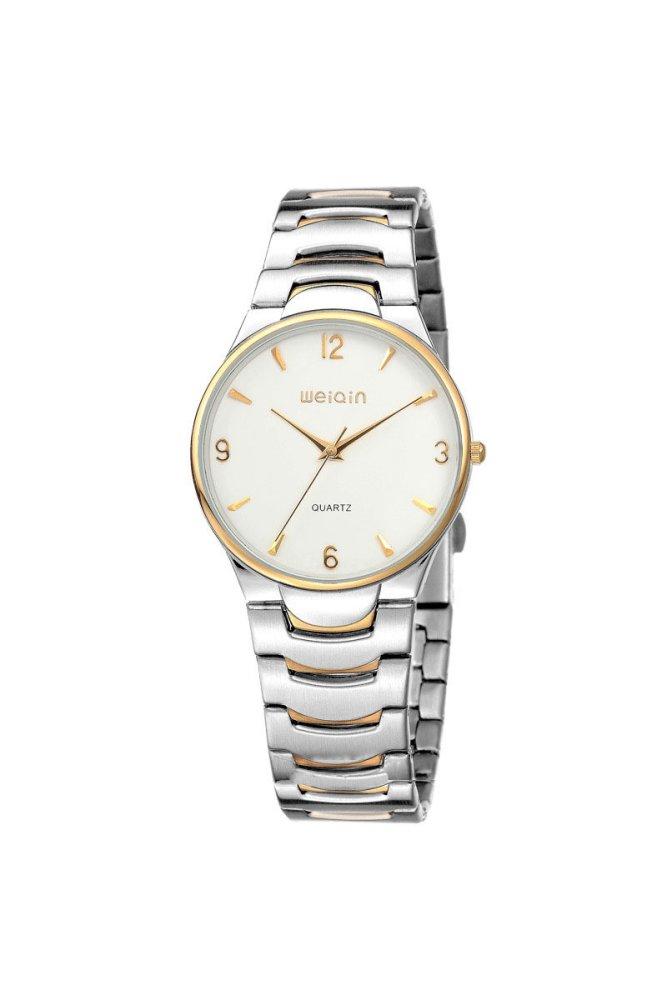 Nơi Bán Đồng hồ đeo tay nam dây kim loại 7GS-0030 (Bạc)
