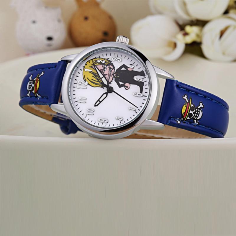 Đồng hồ đeo tay Sanji - One Piece - 016 bán chạy
