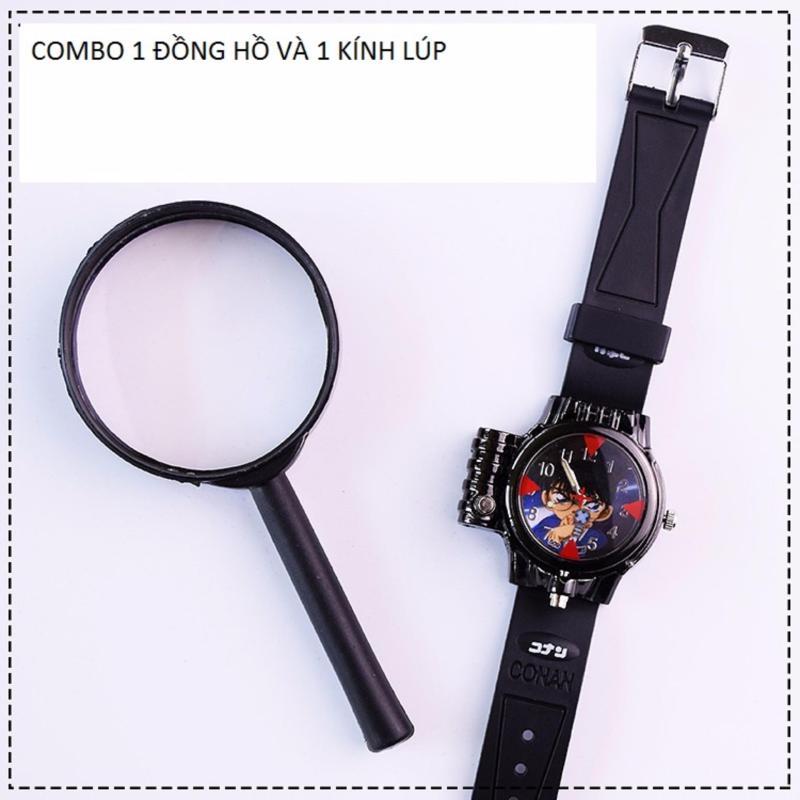 Đồng hồ đeo tay Thám tử lừng danh Conan  + 1 kính lúp bán chạy
