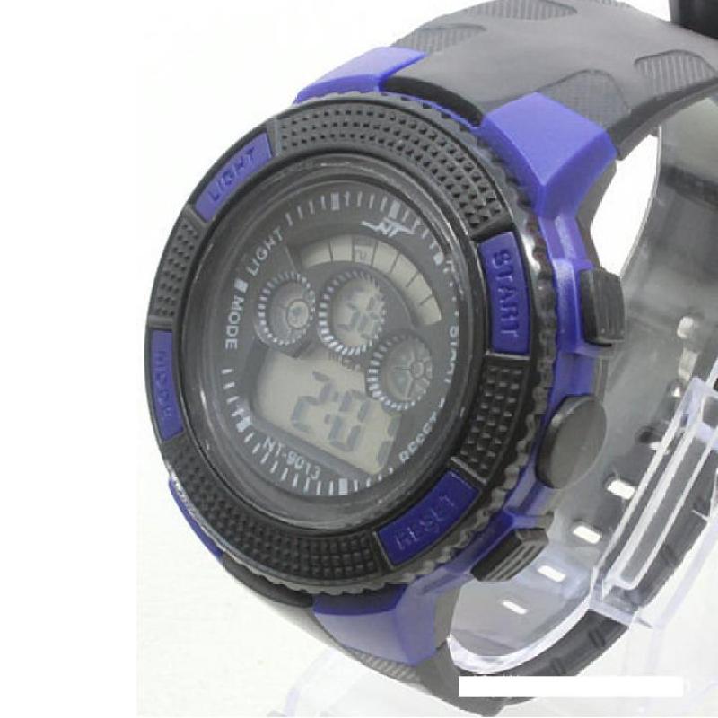 Đồng hồ điện tử trẻ em IDMUASAM 7933 (Xanh đen) bán chạy