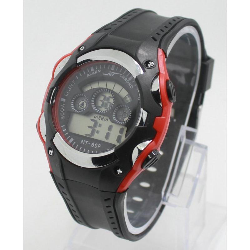 Đồng hồ điện tử trẻ em IDMUASAM 7948 (Đỏ) bán chạy