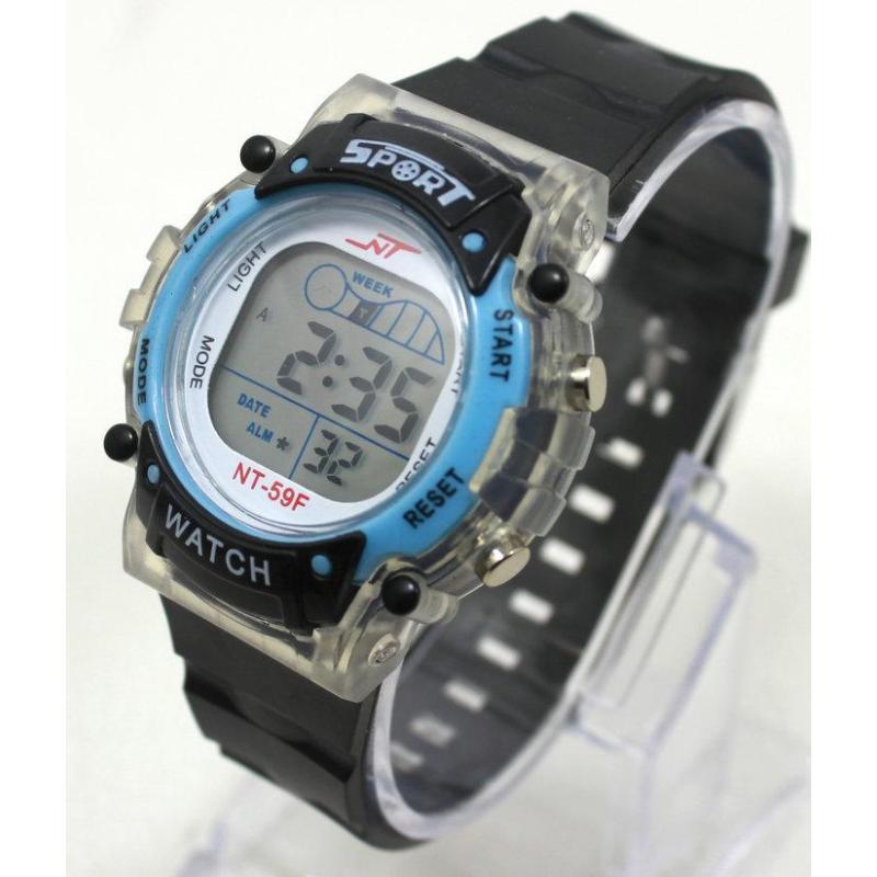 Đồng hồ điện tử trẻ em IDMUASAM 7983 (Xanh dương) bán chạy