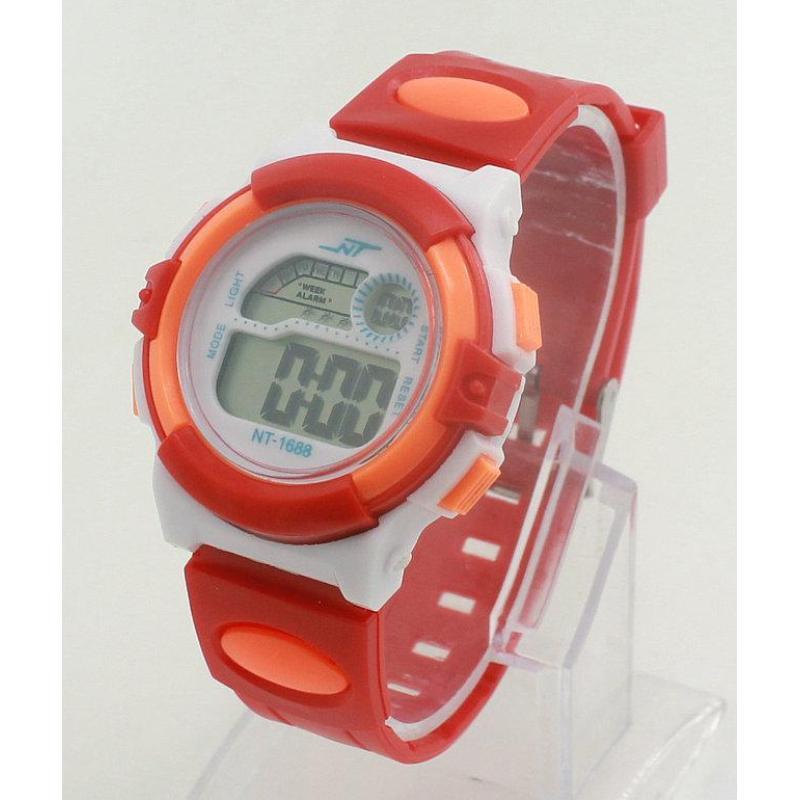 Đồng hồ điện tử trẻ em IDW 2422 (Đỏ) bán chạy