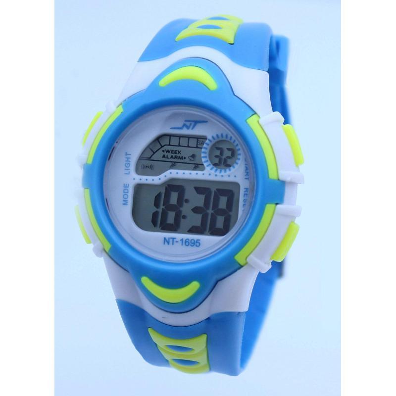 Đồng hồ điện tử trẻ em IDW 7896 (Xanh ngọc) bán chạy