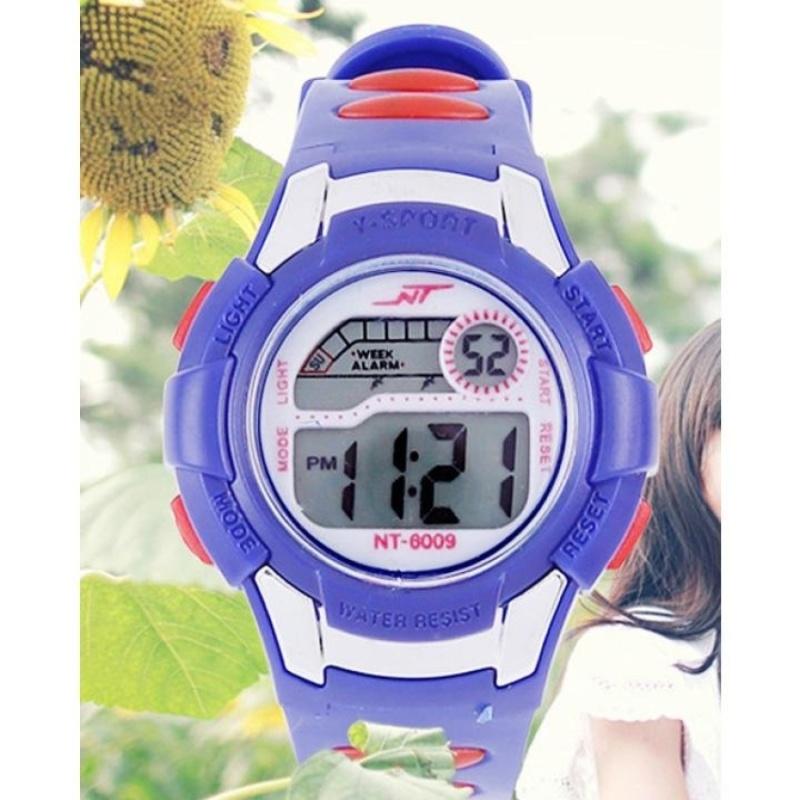 Đồng hồ điện tử trẻ em IDW 7915 (Xanh đen) bán chạy