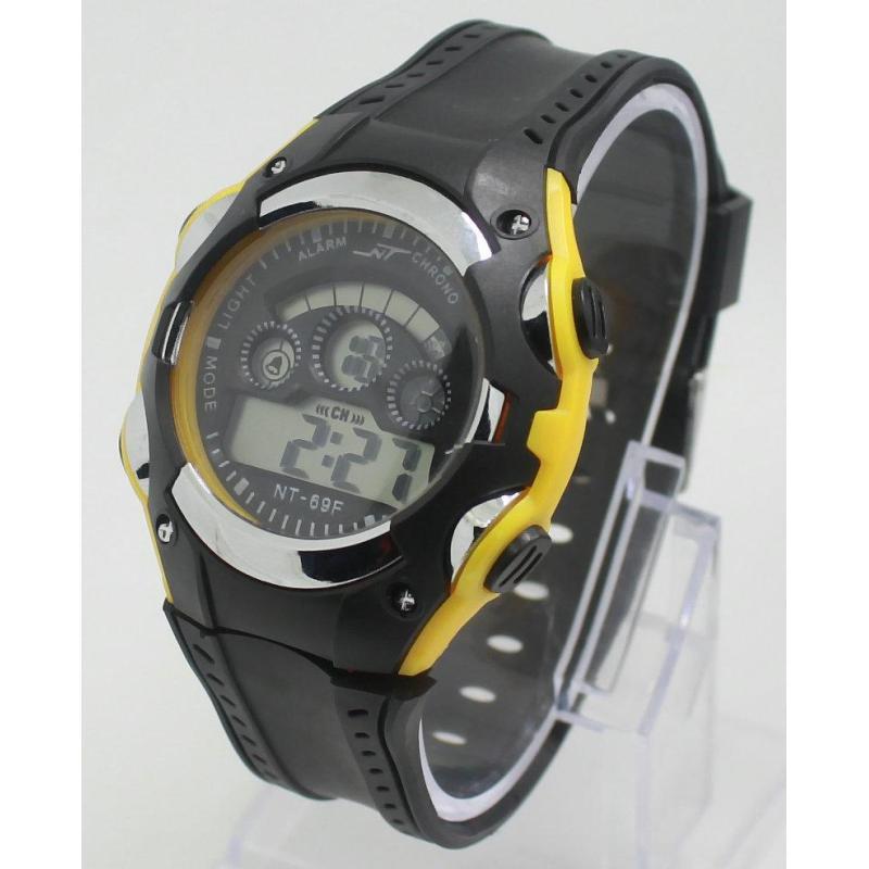 Đồng hồ điện tử trẻ em IDW 7943 (Vàng) bán chạy