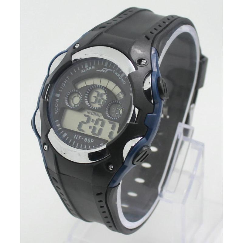 Đồng hồ điện tử trẻ em IDW 7946 (Xanh đen) bán chạy