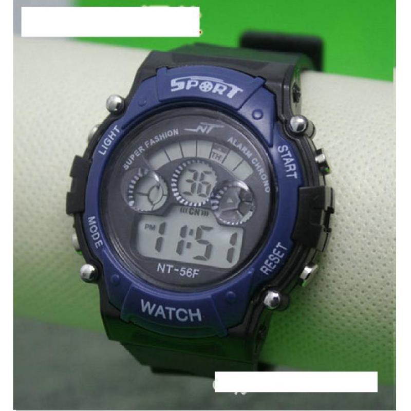 Đồng hồ điện tử trẻ em IDW 7971 (Xanh dương) bán chạy