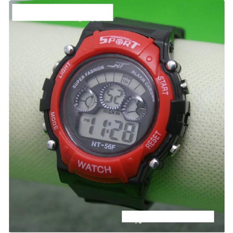 Đồng hồ điện tử trẻ em IDW 7972 (Đỏ) bán chạy
