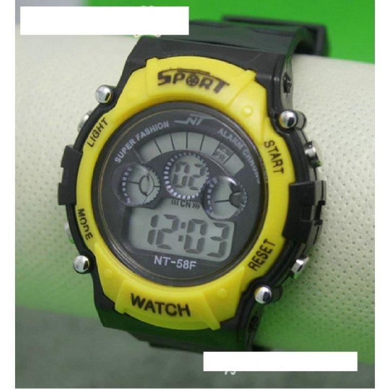 Đồng hồ điện tử trẻ em IDW 7973 (Vàng) bán chạy