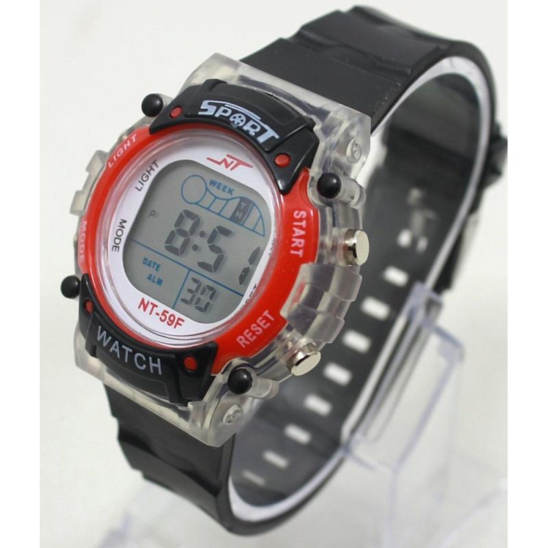 Đồng hồ điện tử trẻ em IDW 7982 (Đỏ) bán chạy