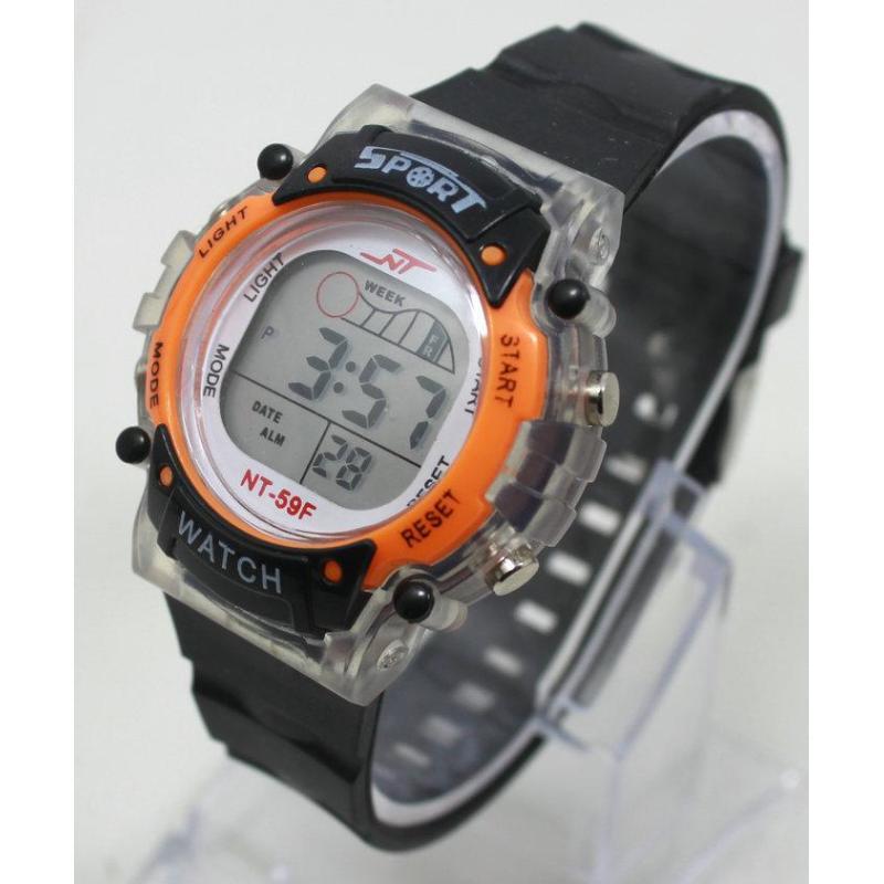 Đồng hồ điện tử trẻ em IDW 7984 (Cam) bán chạy
