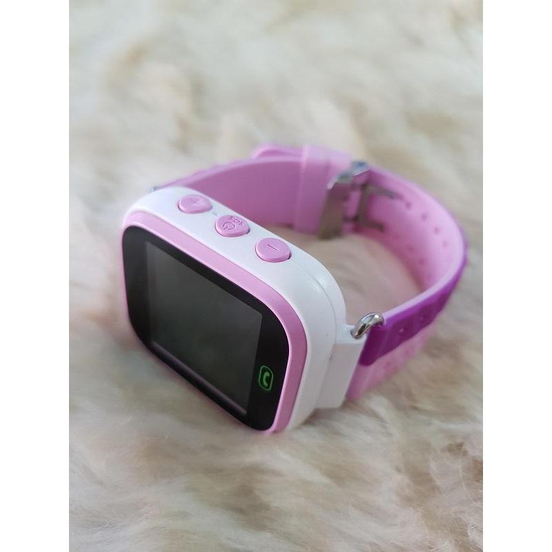 Nơi bán Đồng hồ định vị thông minh dành cho trẻ em 02 (hồng)