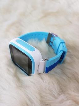 Đồng hồ định vị thông minh dành cho trẻ em 02 (Màu xanh)