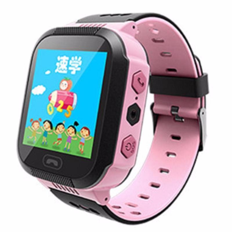 Đồng hồ định vị thông minh dành cho trẻ em (Hồng) bán chạy