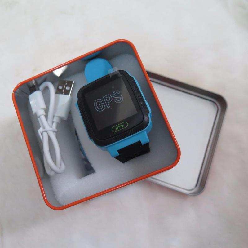Đồng hồ định vị thông minh dành cho trẻ em (Xanh) bán chạy