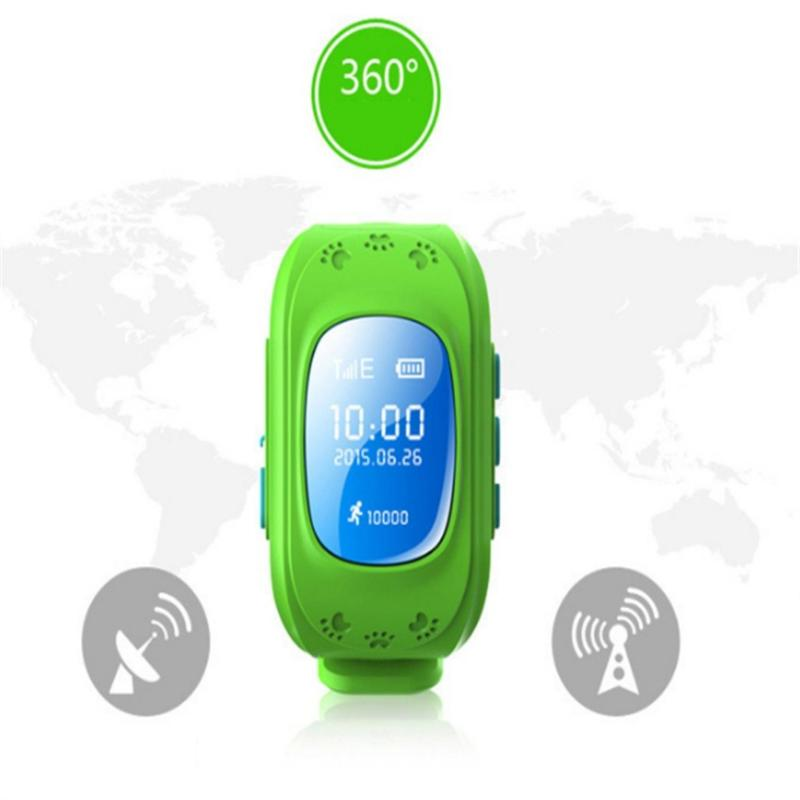 Đồng hộ định vị trẻ em GPS Q50 bán chạy