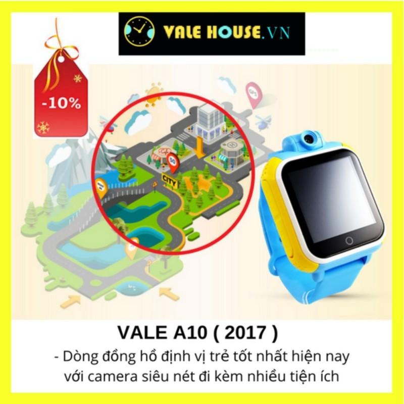 Đồng hồ định vị trẻ em VALE A10 XANH NƯỚC BIỂN 6541 bán chạy