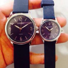 Đồng hồ đôi HALEI 533M_dây cao su