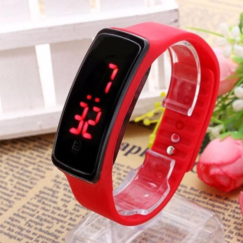 Nơi bán Đồng hồ LED D1 đỏ -AL