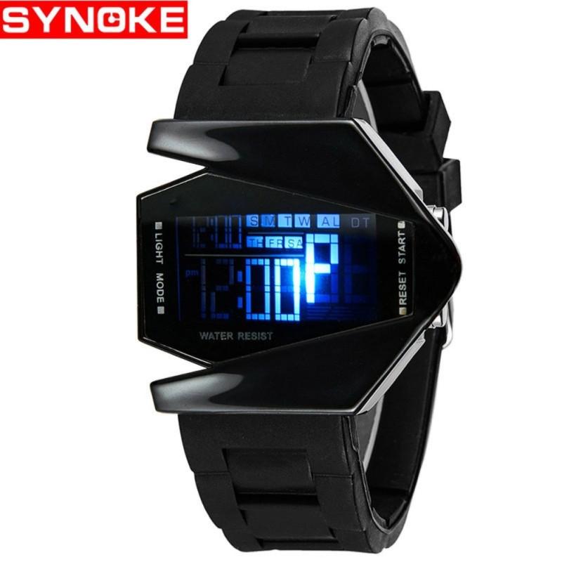 Đồng hồ LED trẻ em Synoke 801 màu Đen bán chạy