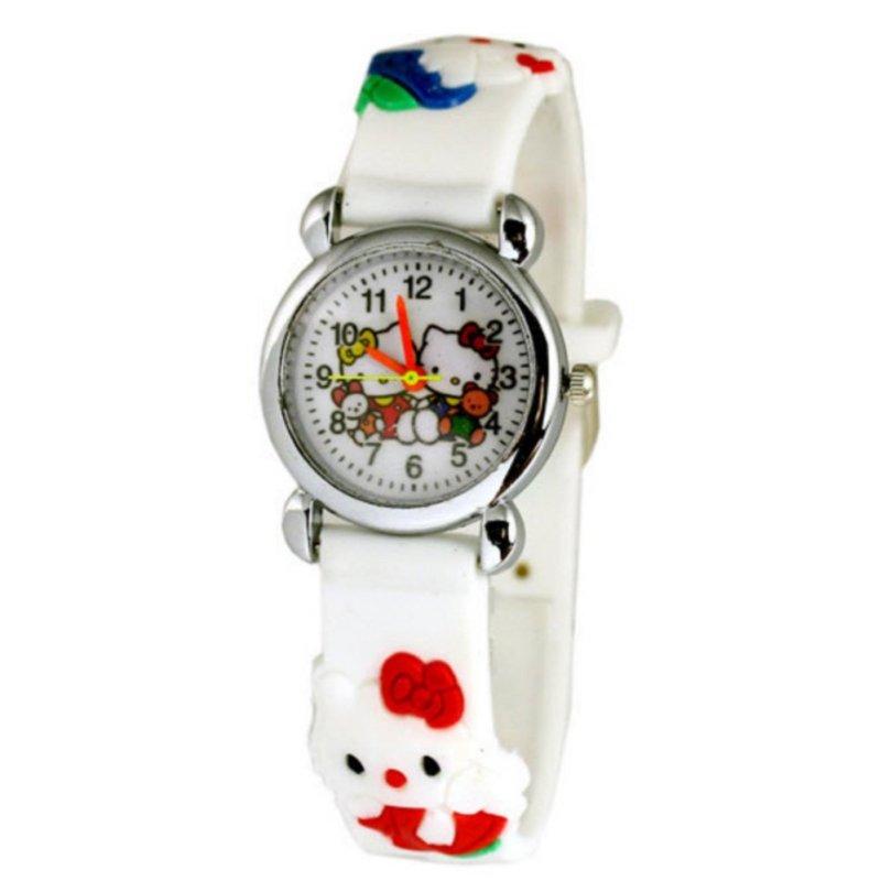 Đồng hồ mèo xinh xinh bán chạy