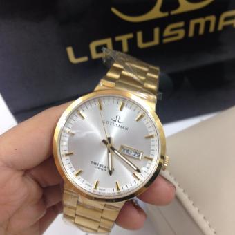 Đồng hồ Nam cao cấp Lotusman M753A.GGW