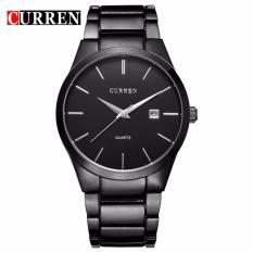 Đồng hồ nam Curren 8160 màu đen cực men