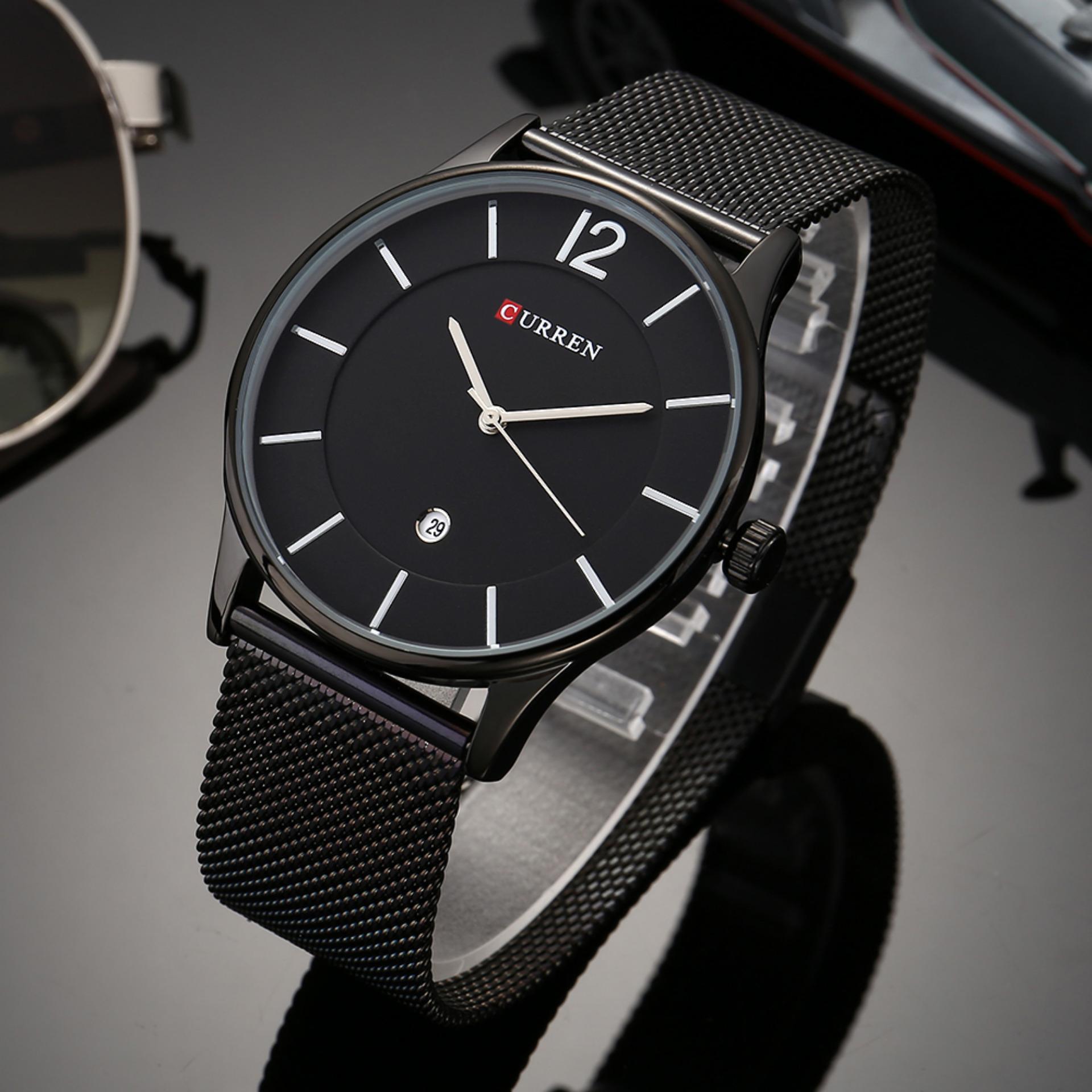 Đồng hồ nam Curren CU8231 màu đen