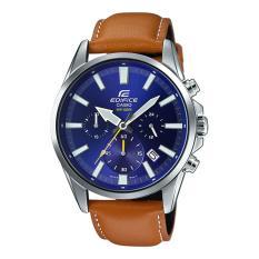 Đồng hồ nam dây da Casio EFV-510L-2AVUDF