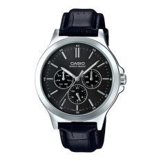 Đồng hồ nam dây da Casio MTP-V300L-1AUDF